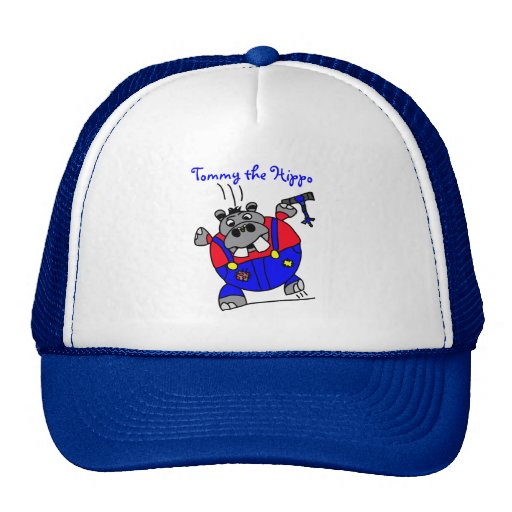 Tommy the Hippo Hat