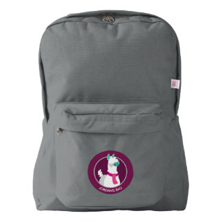 Tommy the Llama Backpack