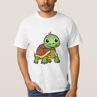 Tommy the Turtle [Happy Pets, Smiles & Cheer] T-Shirt