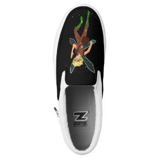 Tommy Tinker Zipz Slip On Shoes