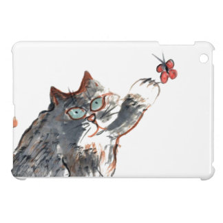 Tommy's Butterfy Tag Case For The iPad Mini
