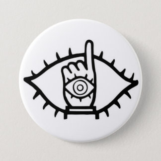 Tomodachi button 20th Century Boys