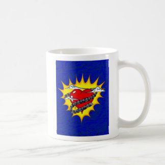 TOMSAC  GRAPHICS - TEE TRAIN COFFEE MUG