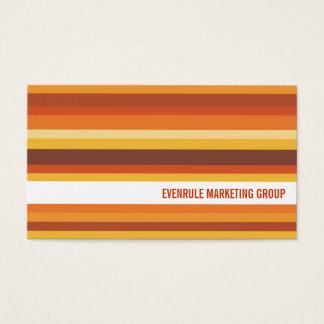Tonal Stripes Business Card