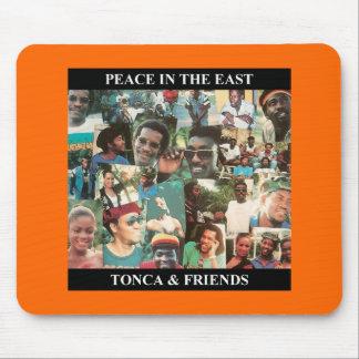 Tonca - Peace Mousepad