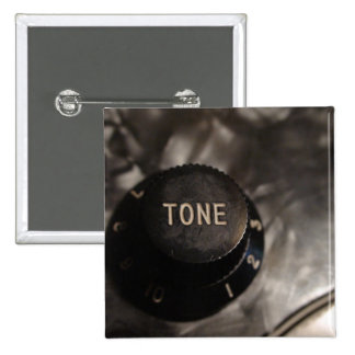 Tone knob large buttons