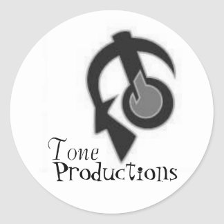 Tone Productions Sticker