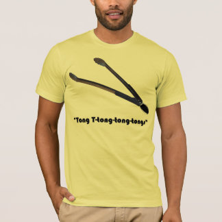 Tong T-Tong Tong Tongs T-Shirt
