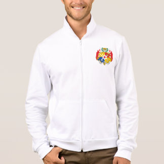 Tonga Coat of Arms Jacket