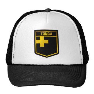 Tonga Emblem Cap