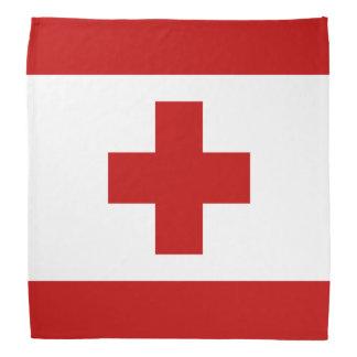 Tonga Flag Bandanna