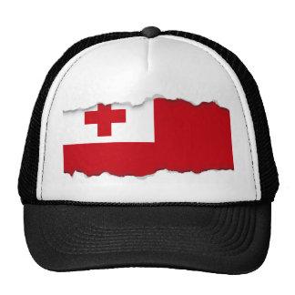 Tonga Flag Cap