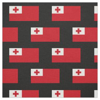 Tonga Flag Fabric