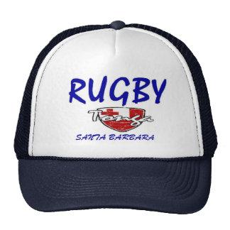 TONGA  SANTA BARBARA RUGBY TRUCKER HAT