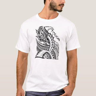 Tonga Tribal Design T-Shirt