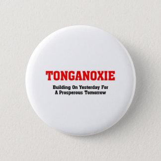 Tonganoxie, Kansas 6 Cm Round Badge