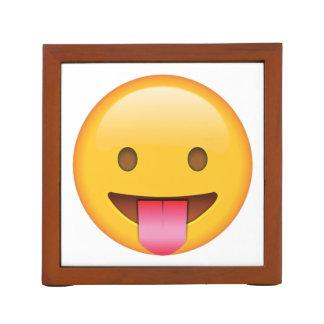 Tongue Out - Emoji Desk Organiser