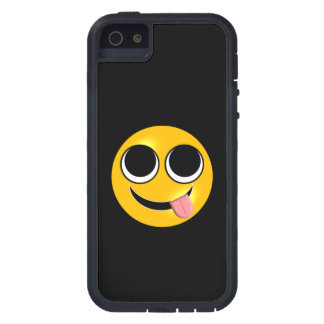 Tongue Out Emoji iPhone 5 Covers
