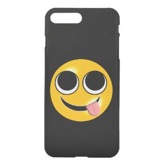 Tongue Out Emoji iPhone 8 Plus/7 Plus Case