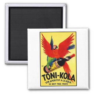 Toni-Kola Square Magnet