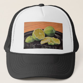 Tonic and Lime Trucker Hat