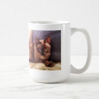 Tonkinese, Intense Gaze Coffee Mug