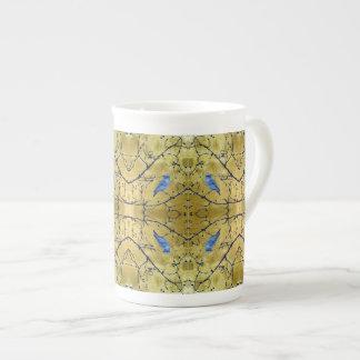 Tonkinson blue bird sulks tea cup