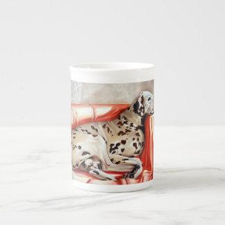 Tonkinson - Dalmatian coffee mosquito Tea Cup