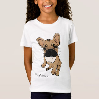 Tonny The Frenchie Girl's Shirt