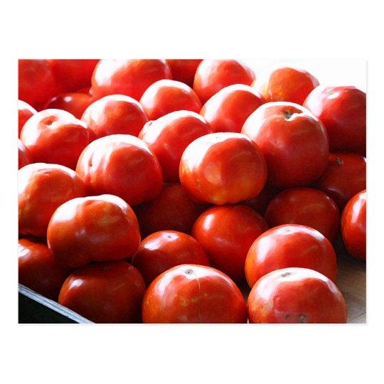 Tons o' Tomatoes postcard