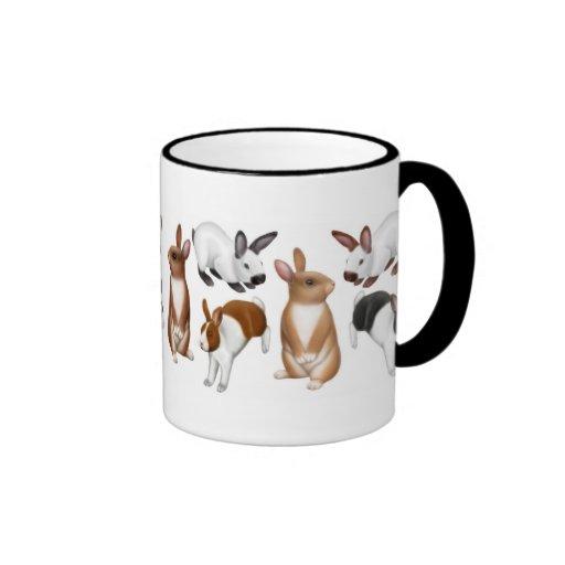 Tons of Buns Rabbit Mug