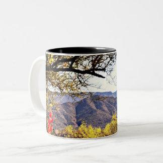 Tonto Mountain Coffee Cup