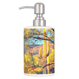 Tonto Mountains in Orion Bathroom Set