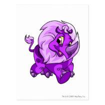 Tonu Purple postcards