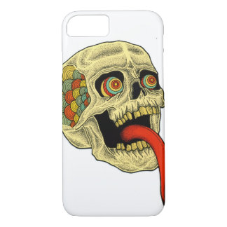 tonue skull iPhone 8/7 case