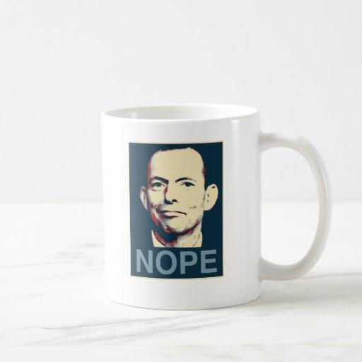 Tony Abbott Coffee Mugs