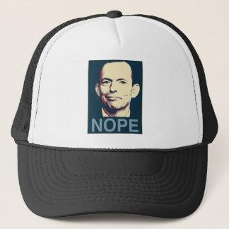 Tony Abbott Trucker Hat