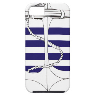 Tony Fernandes 4 blue stripe anchor iPhone 5 Cover