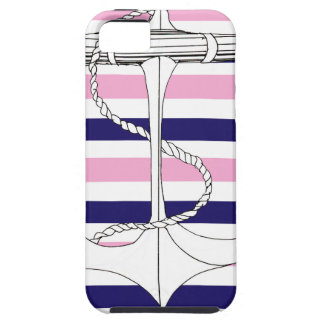 Tony Fernandes 8 mix stripe anchor iPhone 5 Case