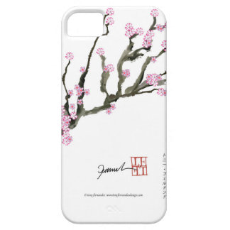 Tony Fernandes cherry blossom 8 iPhone 5 Case