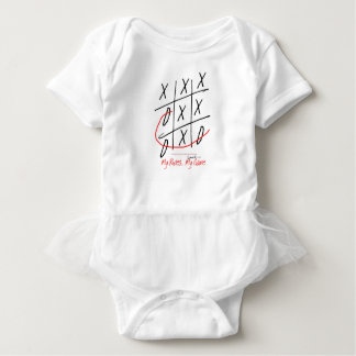 tony fernandes, it's my game (3) baby bodysuit