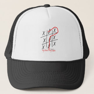 tony fernandes, it's my rule my game 6 trucker hat