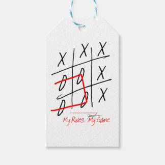 tony fernandes, it's my rule my game (7) gift tags