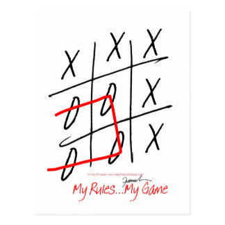 tony fernandes, it's my rule my game (7) postcard