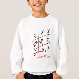 tony fernandes, it's my rule my game (7) sweatshirt