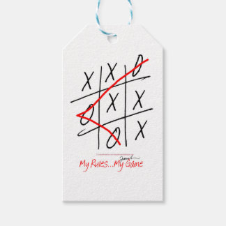 tony fernandes, it's my rule my game (8) gift tags