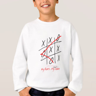 tony fernandes, it's my rule my game (8) sweatshirt