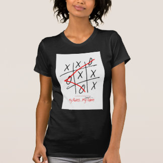 tony fernandes, it's my rule my game (8) T-Shirt