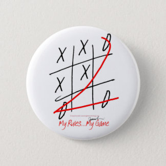 tony fernandes, my rules my game (10) 6 cm round badge
