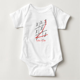 tony fernandes, my rules my game (10) baby bodysuit